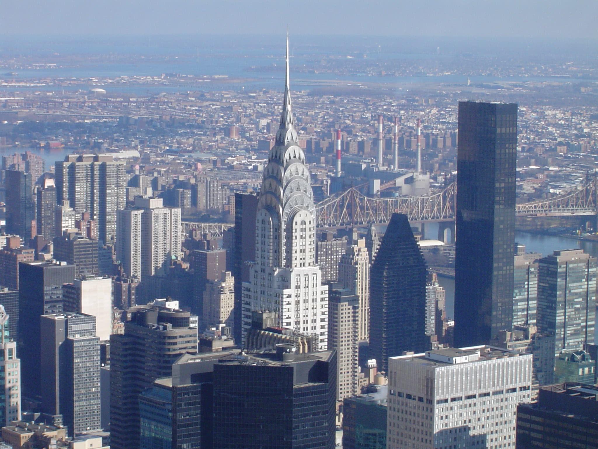 Chrysler Building ( Foto: Divulgação)