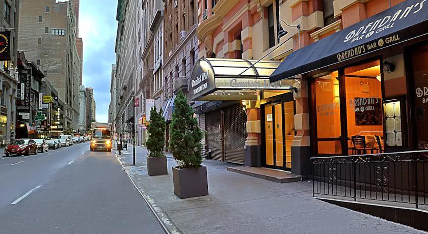 Comfort Inn Manhattan ( Foto: Divulgação)