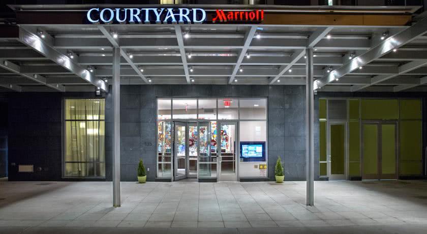 Courtyard by Marriott New York Manhattan/Chelsea ( Foto: Divulgação)