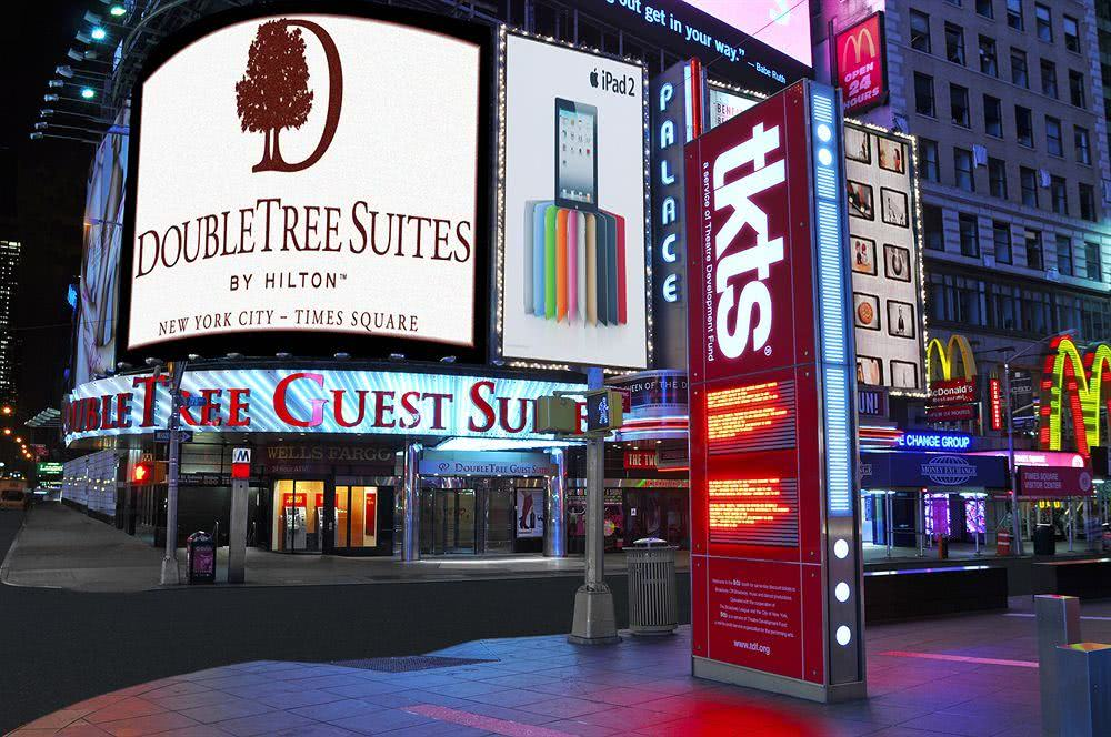 DoubleTree Suites by Hilton New York City - Times Square ( Foto: Divulgação)