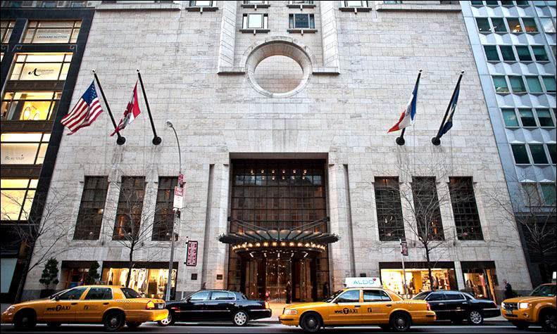 Melhores Hotéis em New York