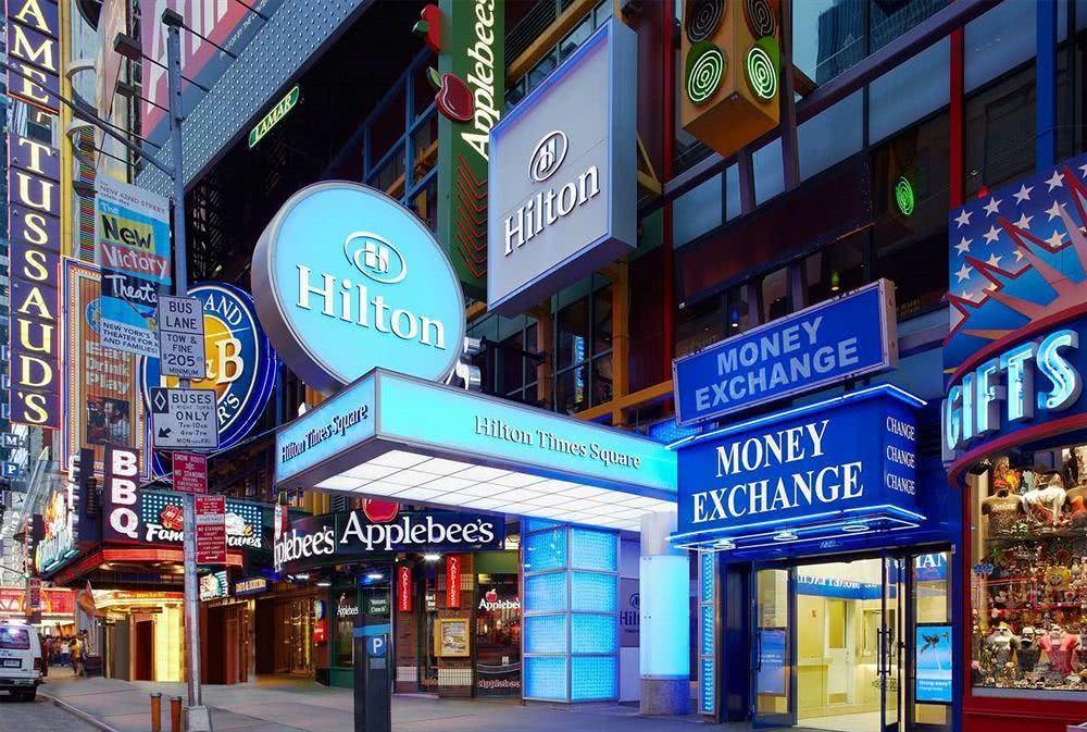 Hilton Times Square ( Foto: Divulgação)
