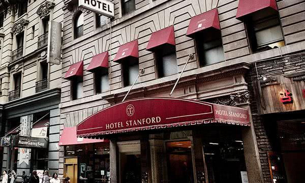 Hotel Stanford ( Foto: Divulgação)