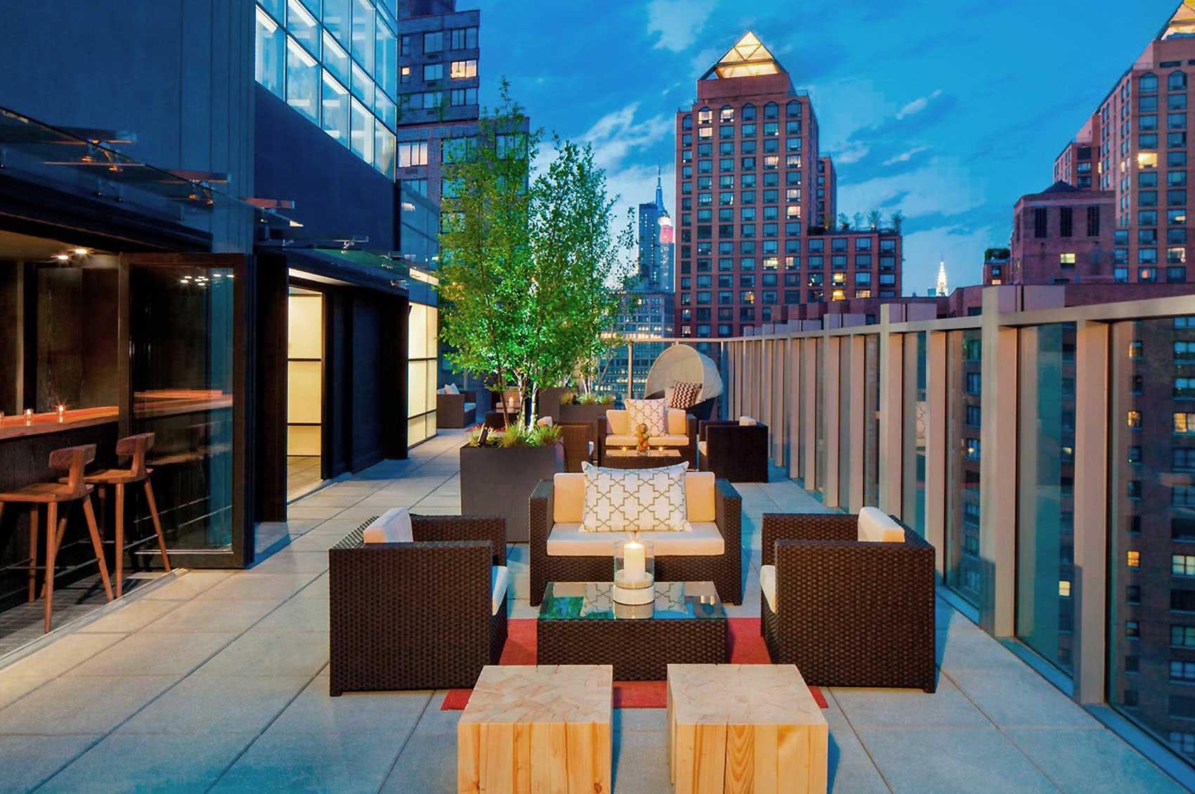 Hotéis em Nova York - Perto da Broadway