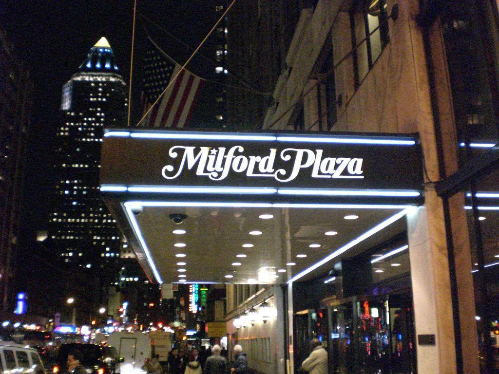 Milford Plaza Hotel ( Foto: Divulgação)