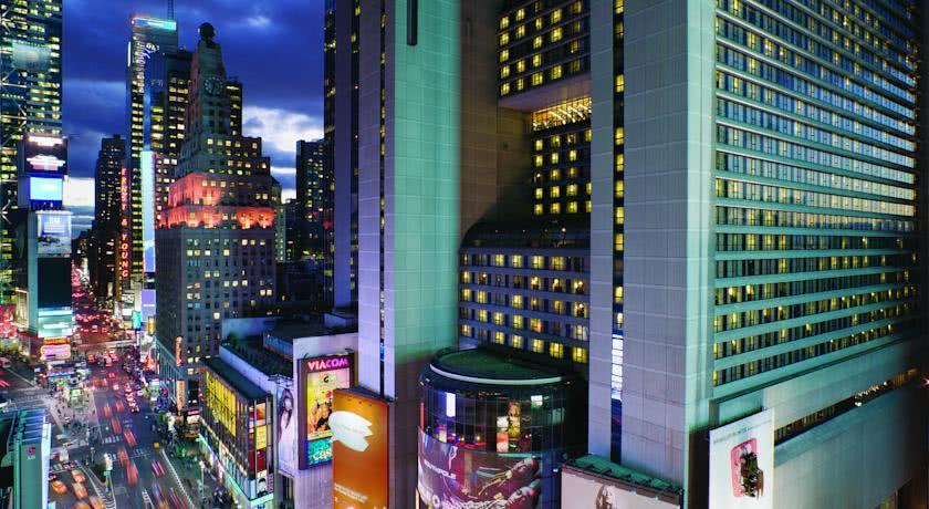 New York Marriott Marquis ( Foto: Divulgação)
