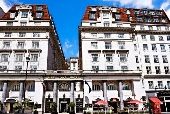 Park Lane Hotel ( Foto: Divulgação)