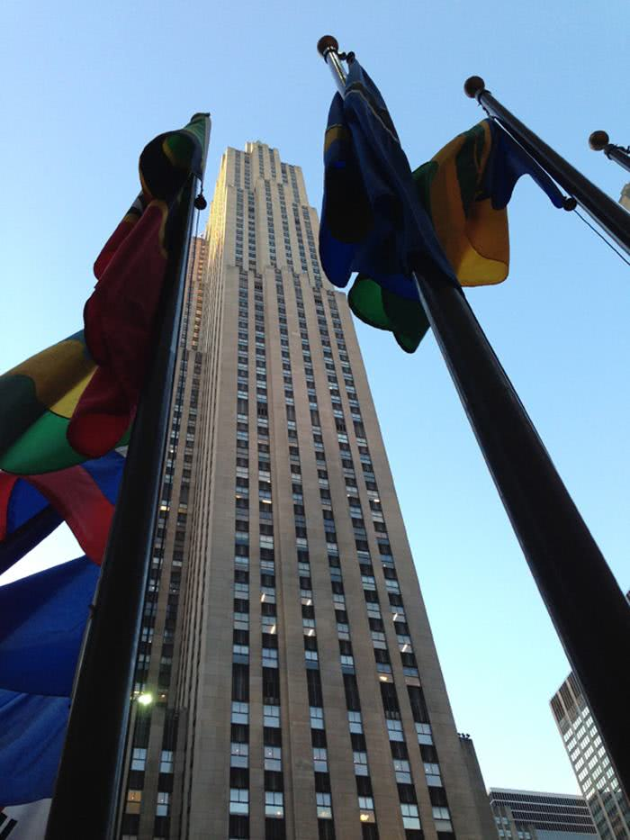 Rockefeller Center em Nova York ( Foto: Divulgação)