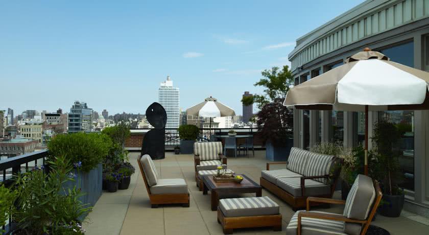 Hotéis em Nova York bem localizados