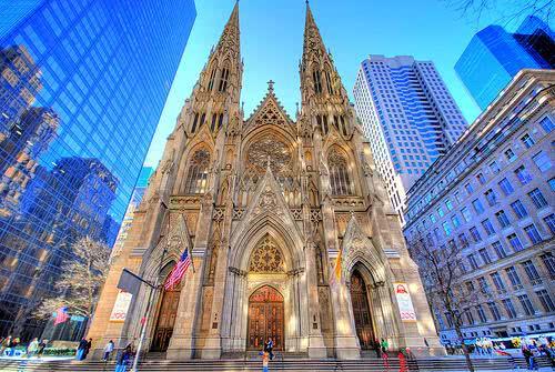 St. Patrick's Cathedral ( Foto: Divulgação)