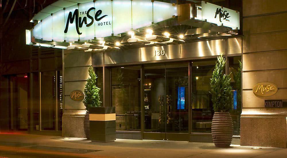 The Muse Hotel, a Kimpton Hotel - Nova York ( Foto: Divulgação)
